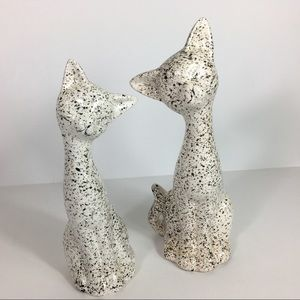 Other - Vintage Cat Figurines - Home Decor